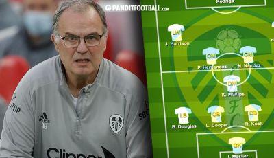 Membedah Taktik Unik Marcelo Bielsa di Leeds United