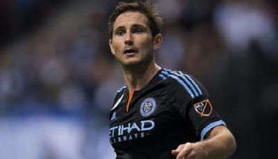 Lampard, Englishman in New York
