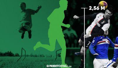 Latihan Untuk Melompat Setinggi Ronaldo