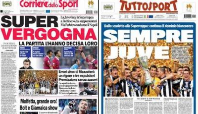 Tuduhan pada Juventus dan Seni Manipulasi Media di Italia