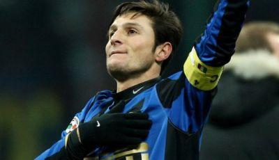 Cinta Javier Zanetti untuk Inter Milan