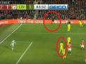 Benarkah Gol Ibrahimovic Tidak Sah Karena Valencia Berada dalam Posisi Offside?